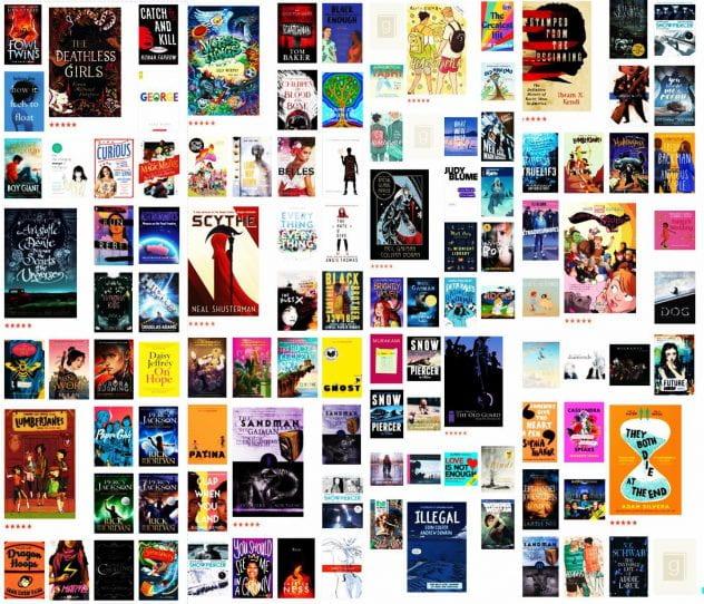 2020 books read