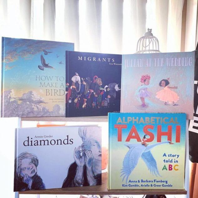 top 5 picture books