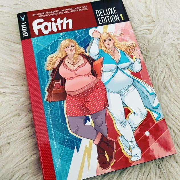 Faith comic